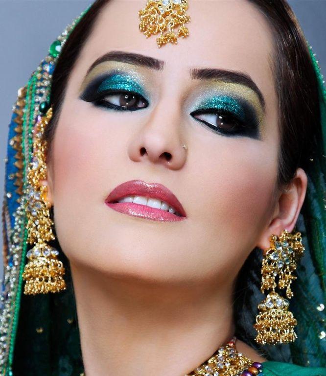 makeup Hindu