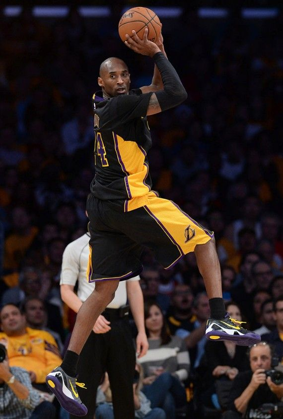 Kobe y sus Nike Kobe 9 Elite Low