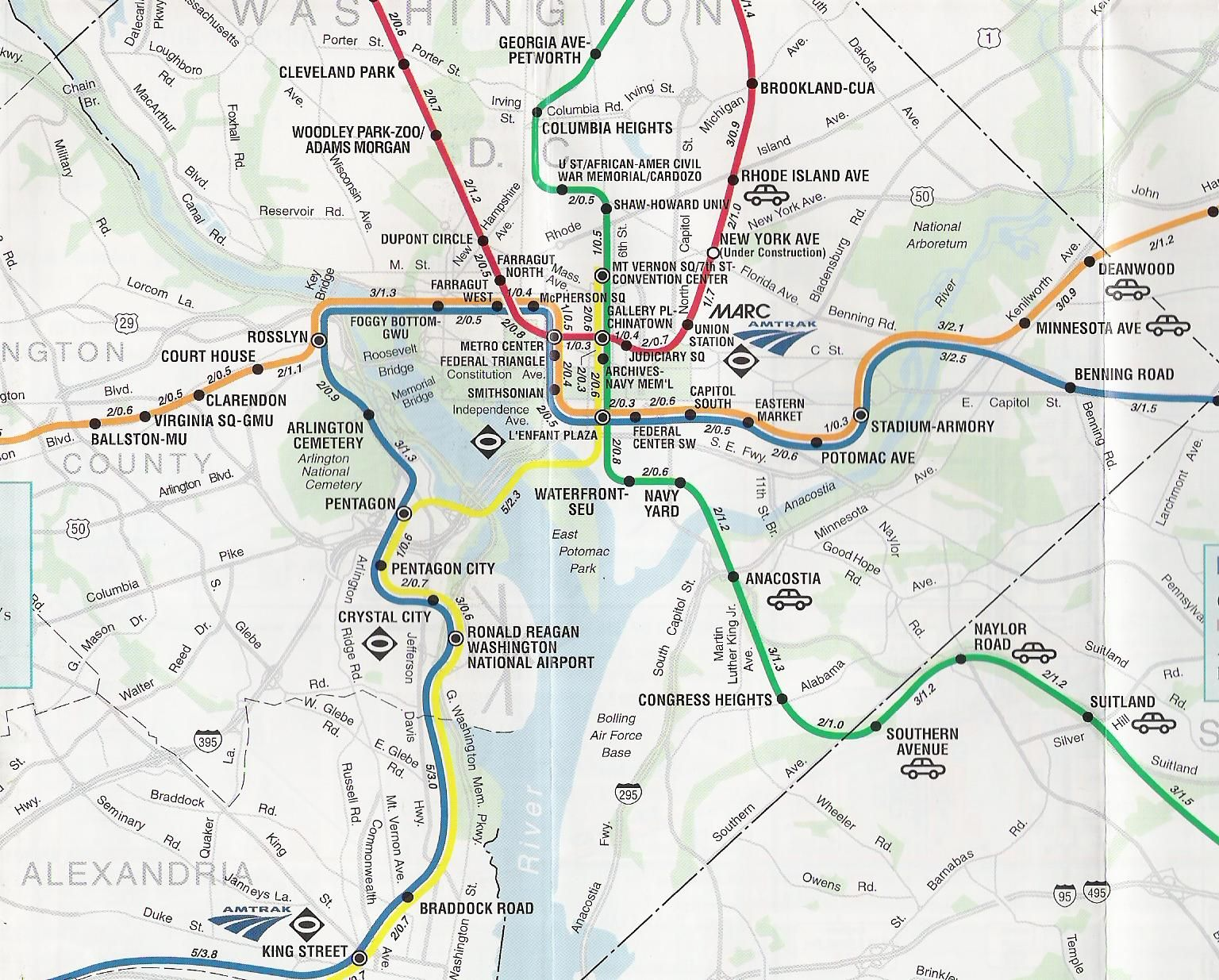 Dc Subway Map With Streets.Pegasus Museum Is Exactly Above Subway Tunnels Pizzagate