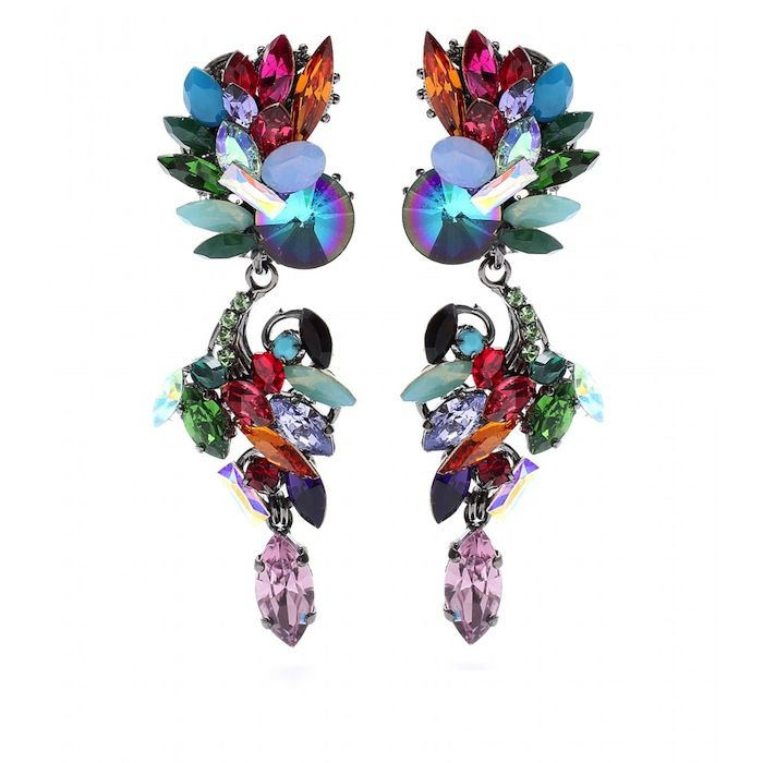 Drop Earrings from Erdem