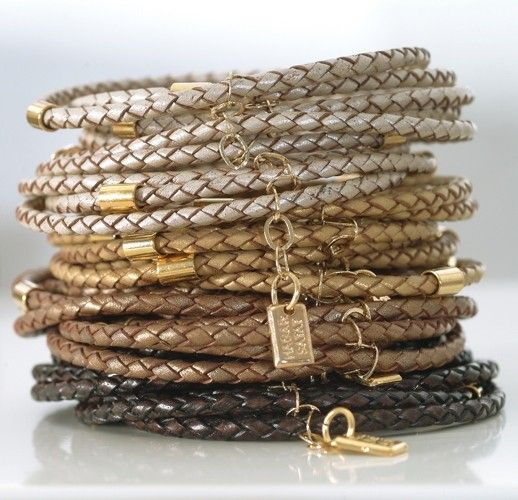 On its own or paired with the matching necklace, this fashion bracelet will transform any outfit into the latest in trendy casual wear. A true must have!  Coolil.com