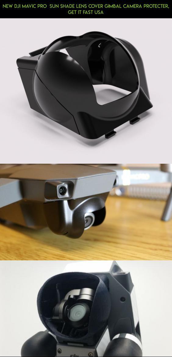 New DJI Mavic Pro  Sun Shade Lens Cover Gimbal Camera Protecter, Get it FAST USA #shopping #tech #drone #gadgets #fpv #racing #mavic #parts #plans #kit #camera #gimbal #technology #pro #products #cover