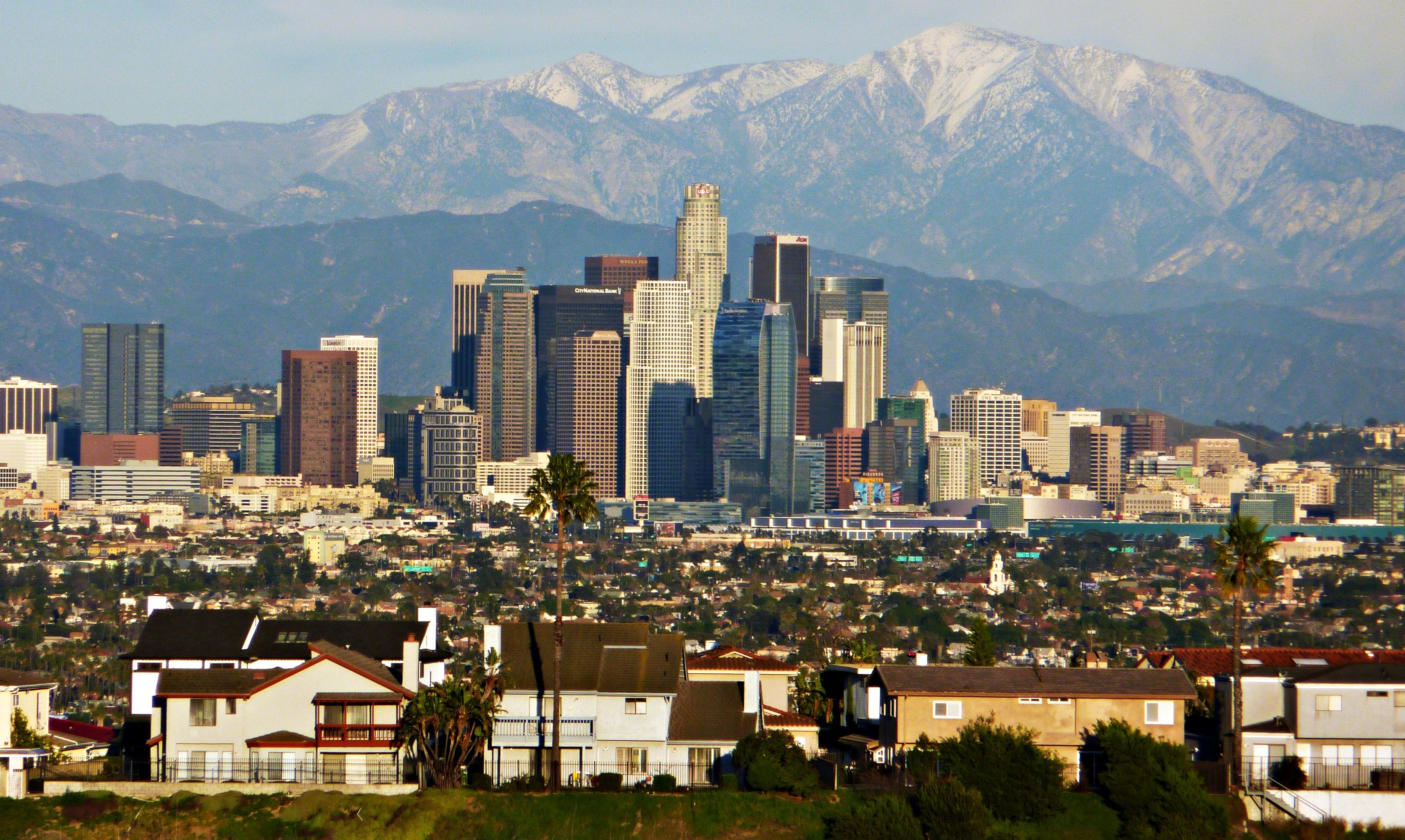 Th the largest city in california - Los Angeles Is The Second Largest City In The United States And Was Without A Football