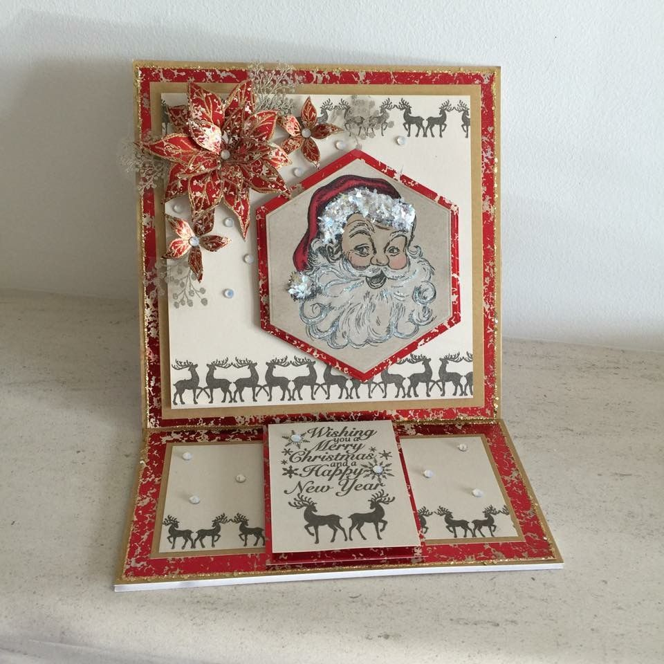 Pin by sharlee irvine on cards for christmas pinterest cards