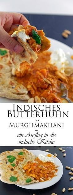 Photo of Indian Butter Chicken ~ Murgh makhani ~ a trip to Indian cuisine – Mimis Foodblog