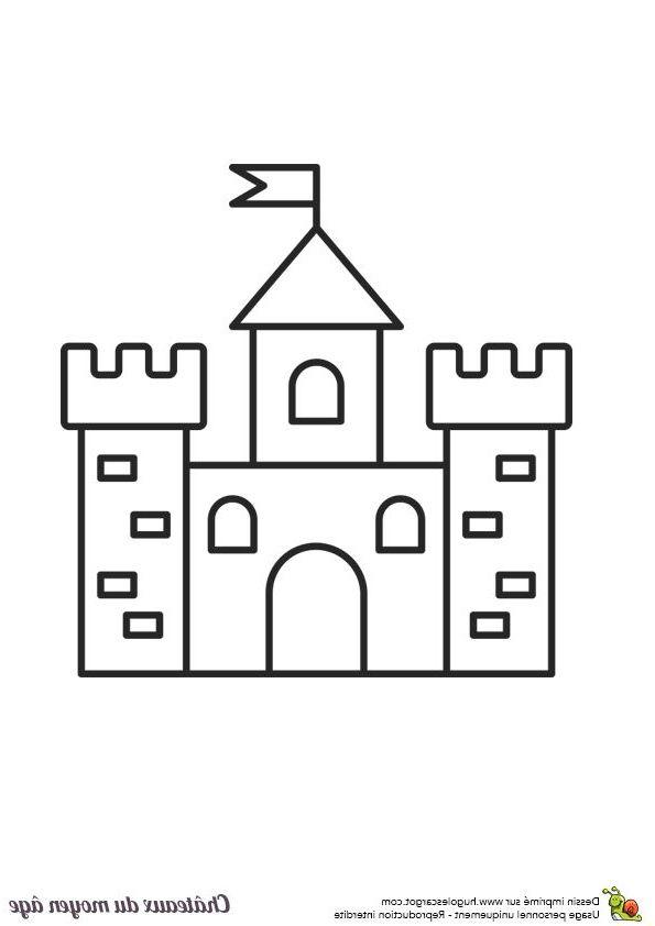Les 25 Meilleures Idees De La Categorie Dessin Chateau En 2020