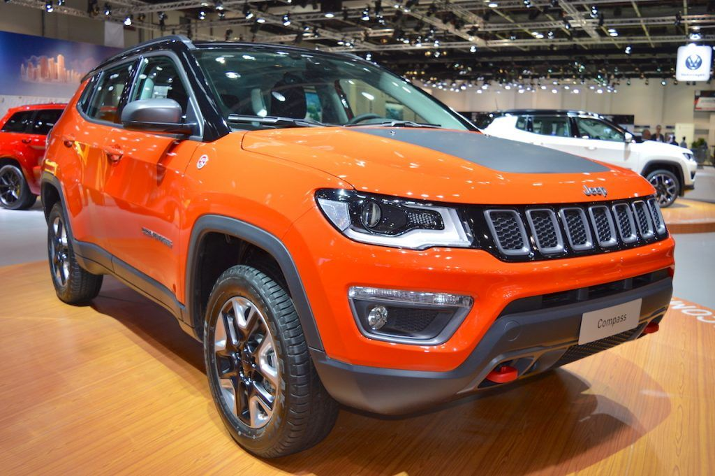 Jeep Compass Trailhawk India Launch In 2018 Confirmed Report