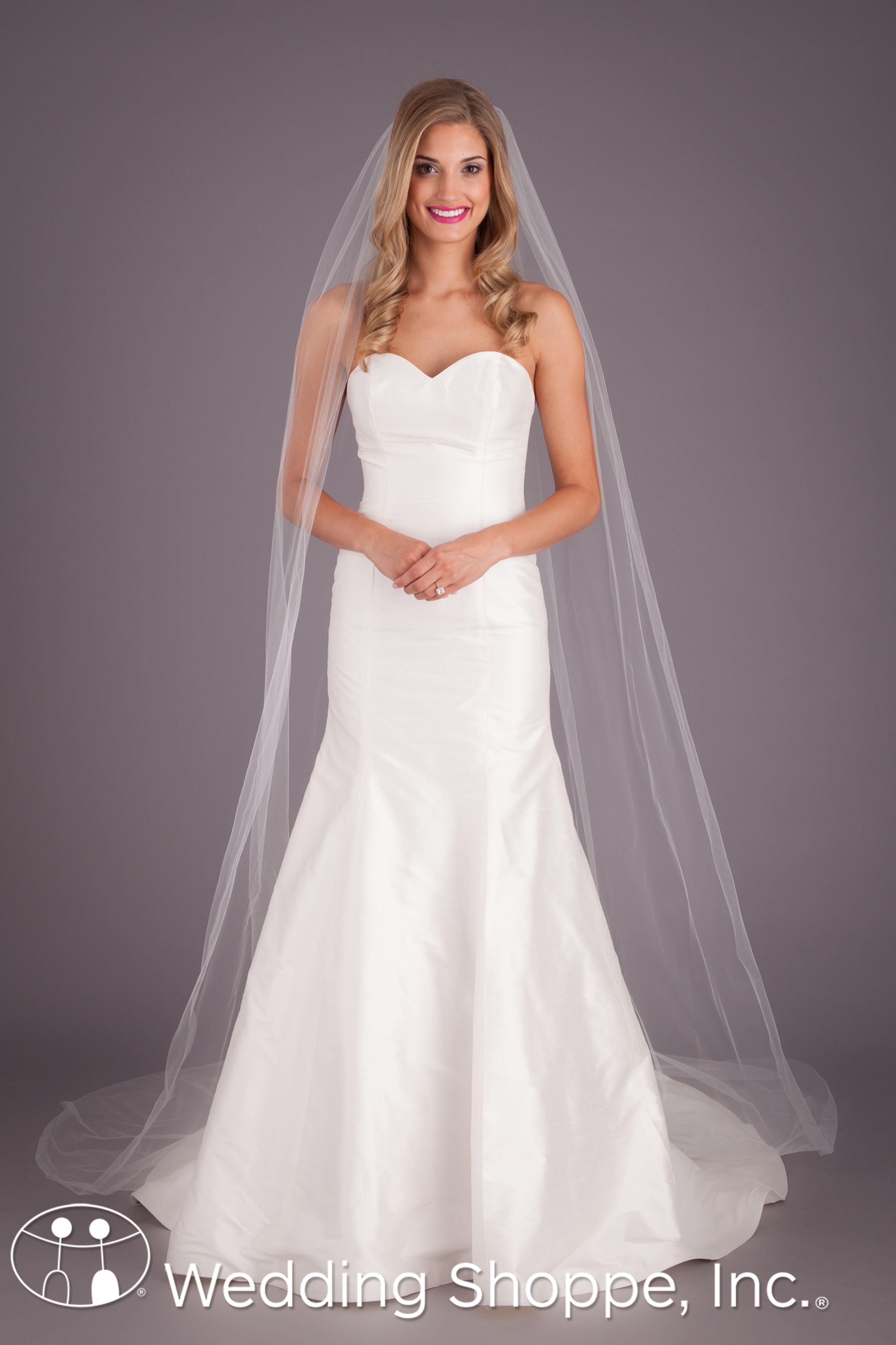 Kennedy Blue Lily Plain Wedding Dress Wedding Dresses Strapless Wedding Dress Hair [ 4211 x 2807 Pixel ]