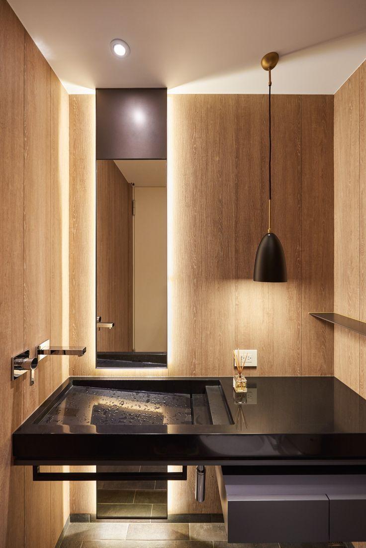 Wie Man Ein Modernes Badezimmer Spiegel Mit Leuchten Badezimmer ...