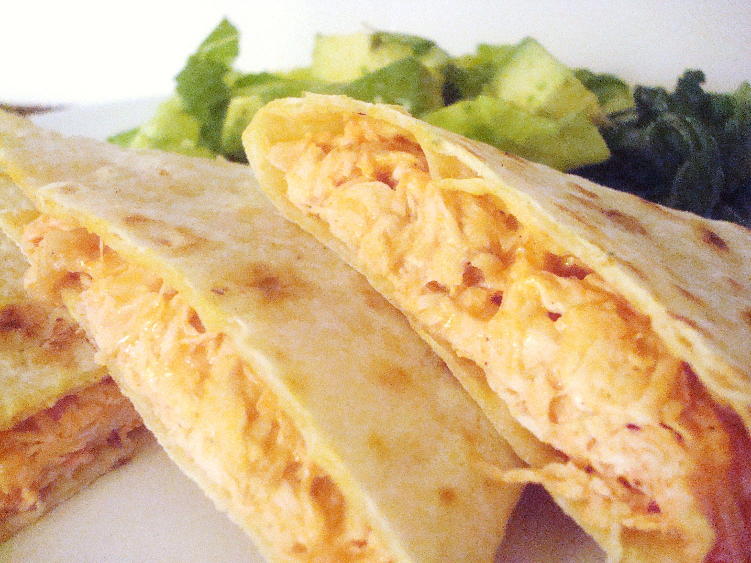 Chicken Quesadilla =)