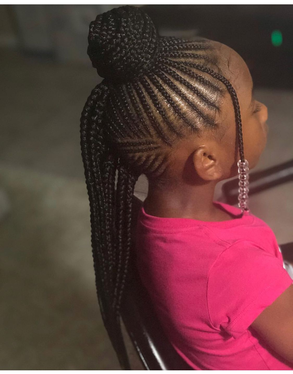 Pin by murk morena on cornrows pinterest girl hairstyles kid