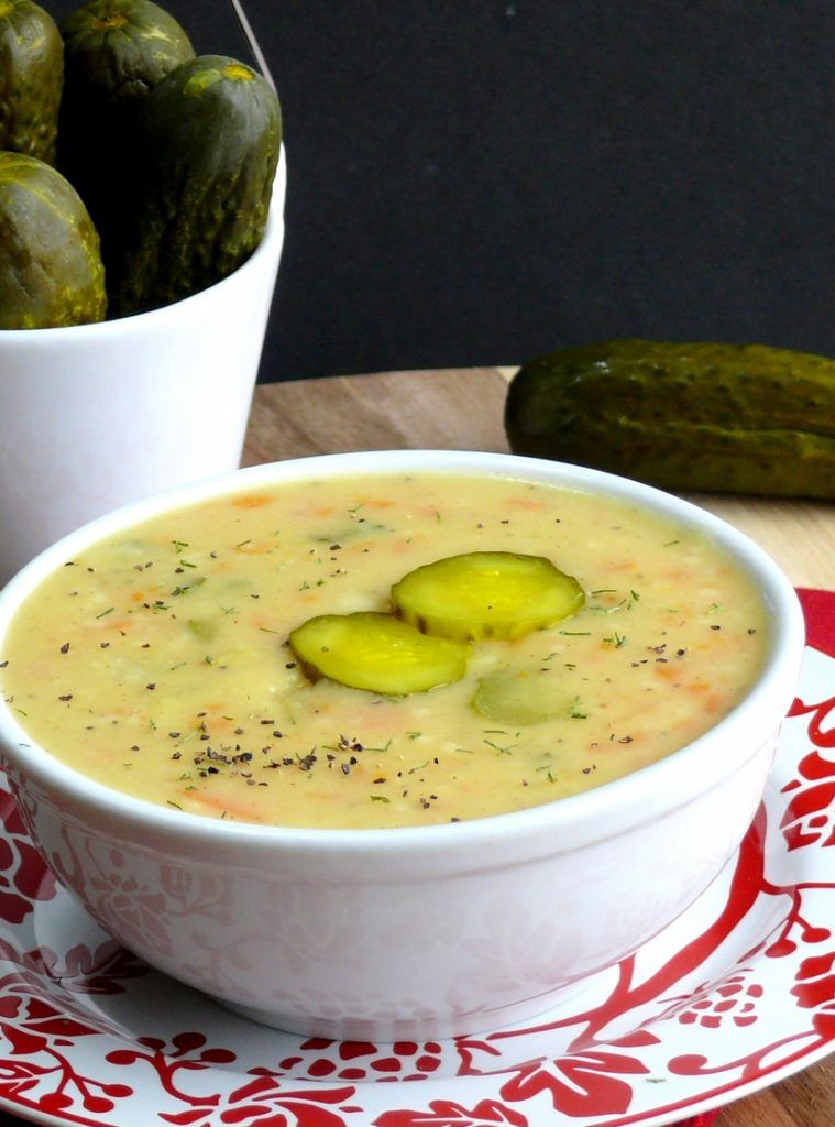 This Dill Pickle Soup Recipe is Taking the World by Storm