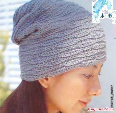 шапка чулок крючком шапки вязание панамка крючки