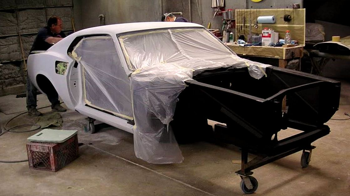 805hp Boss Nine 1969 Ford Mustang Build Ford mustang