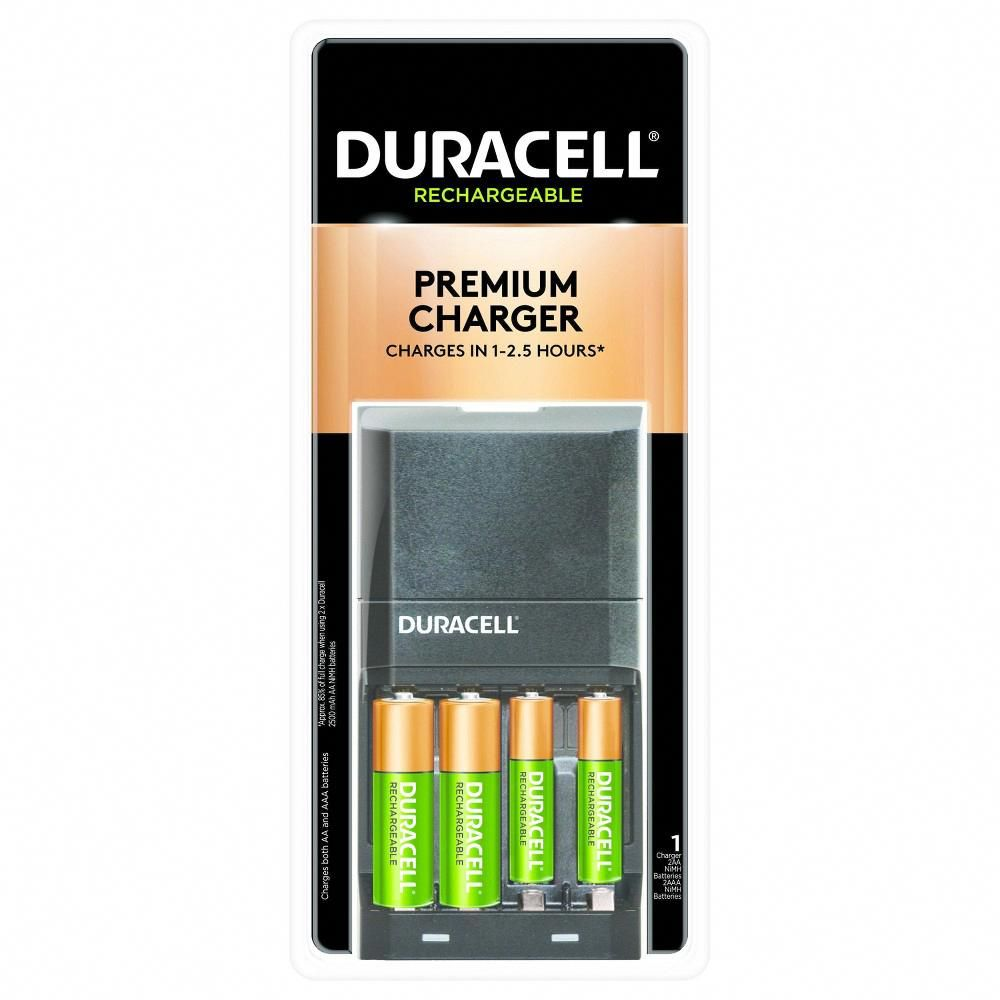 Duracell 4000 2aa 2aaa Charger Duracell Battery Lights Aaa Battery Charger