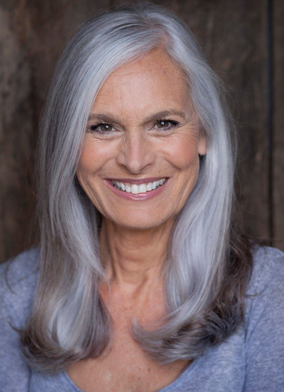 Ingrid Becker Model From Her Website Long Gray Hair Gorgeous Gray Hair Silver Haired Beauties