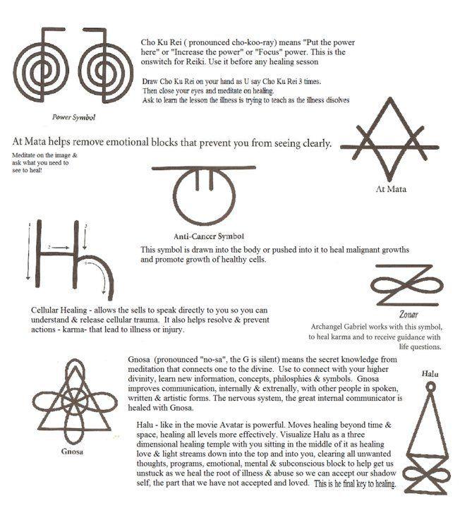 Karuna Reiki Symbols Pdf Google Search Reiki Pinterest Reiki