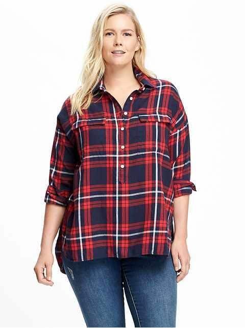e3efb731c7e36d Women s Plus Size Clothes  Blouses   Shirts