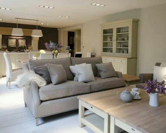 Kitchen Living Area Interior Design Pinterest Modern