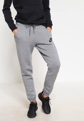 Nike Sportswear Jogginghose Carbon Heather Dark Grey Black Zalando De Jogginghose Hosen Nike Sportswear
