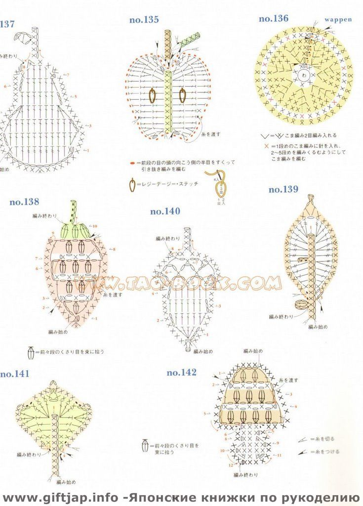 20120126094750_wydhQ.jpg (735×1024) | Crochet | Pinterest | Patrones ...