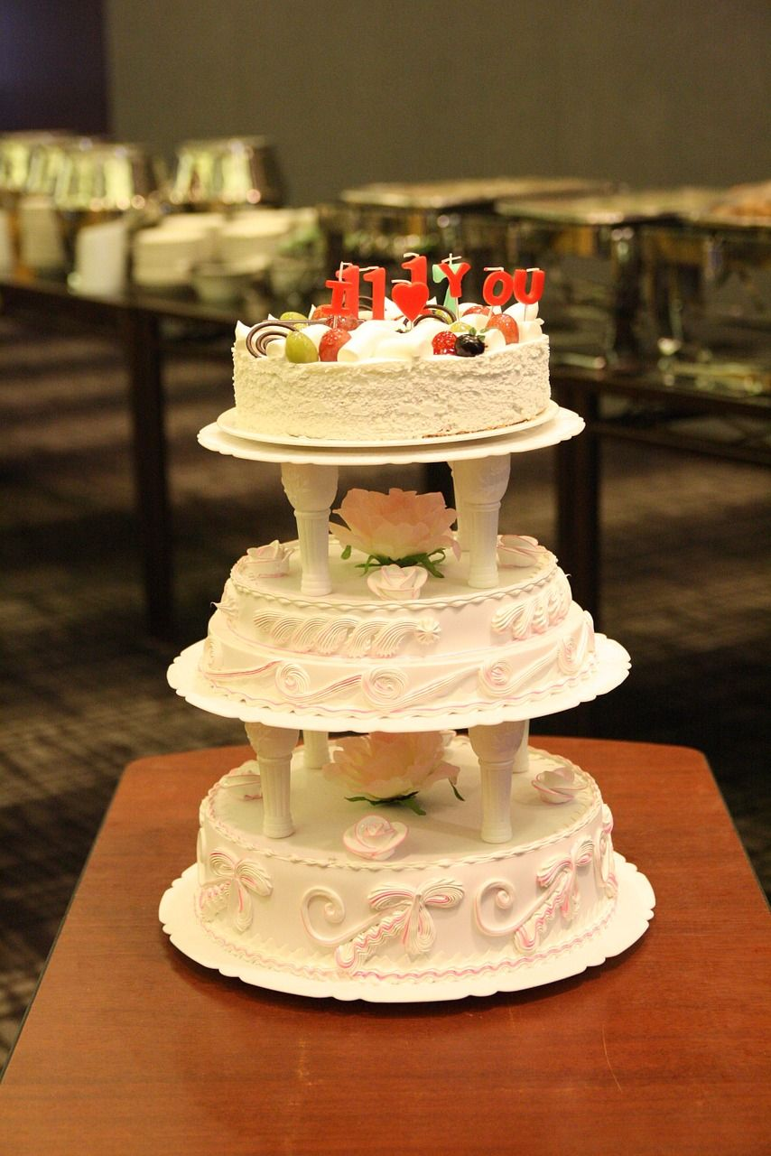Wedding, Wedding, Cake, Love, Marriage, Party #wedding, #wedding ...