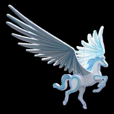 Pegasus Mobile Flying Mobiles Wooden Bird Bird Mobile Wood Toys