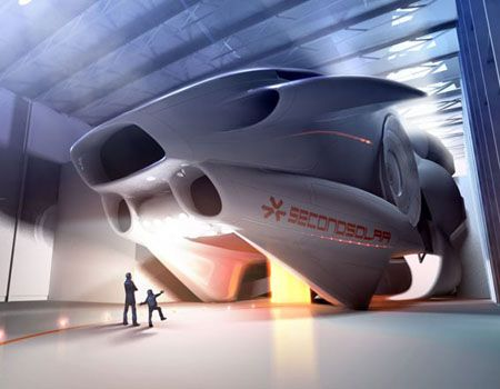 Capricious Blog of Artsy Stuff: Spaceships