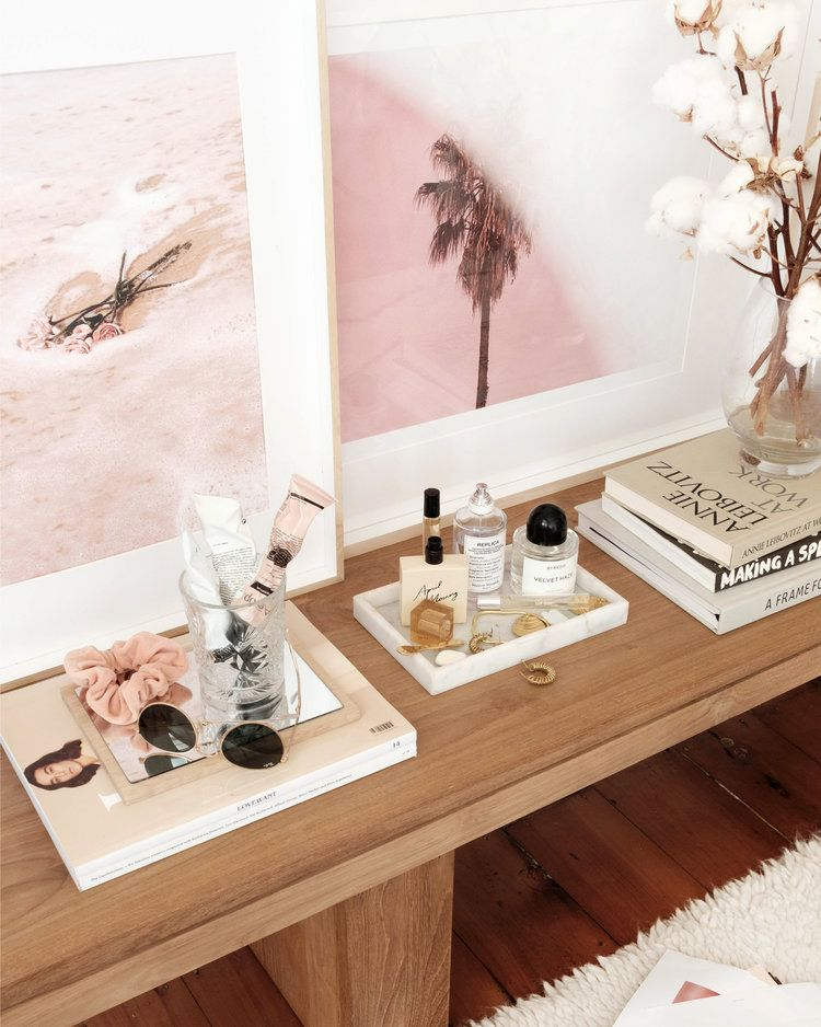 Peachy Palm Palm, Rose colored glasses, Prints