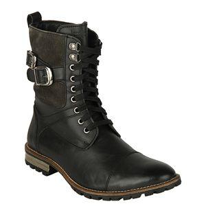 Jessi Jordan Black Boots @ just Rs 2519