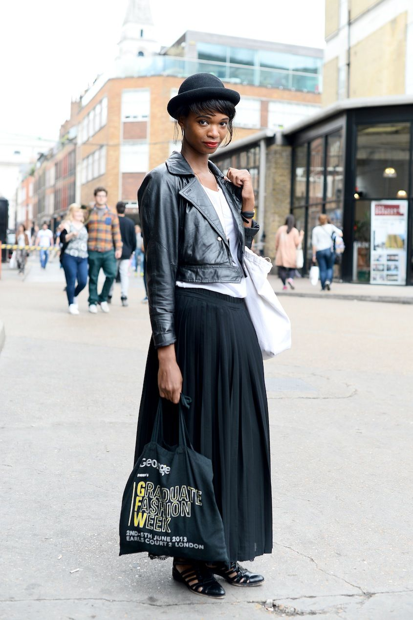 We've picked five of our favorite London street looks from the week!