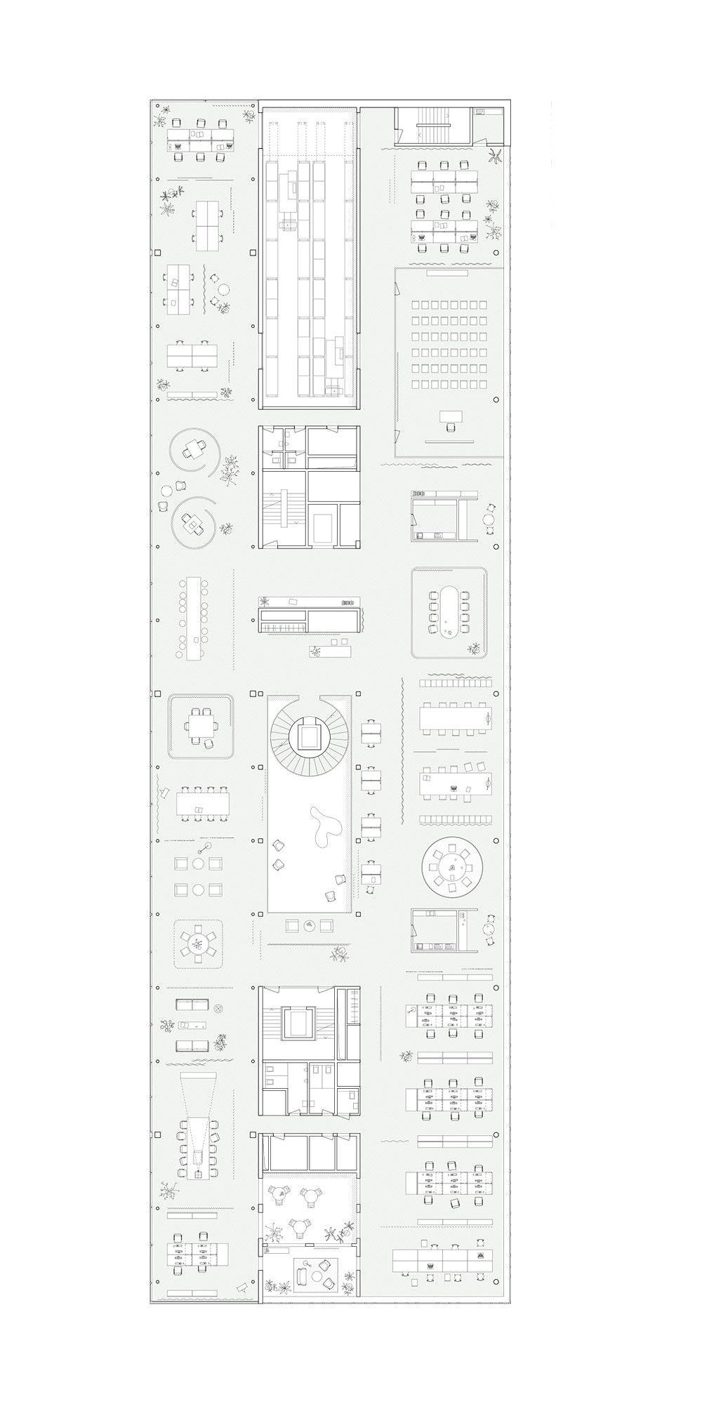 jessenvollenweider . energie 360° Headquarters . Zürich afasia (8) #architekturdiagramme