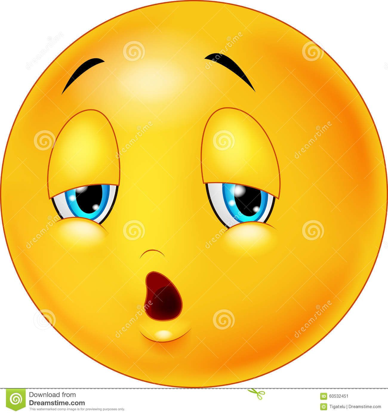 Exhausted And Tired Emoticon On Background Emoticon Smiley Emoji Pictures