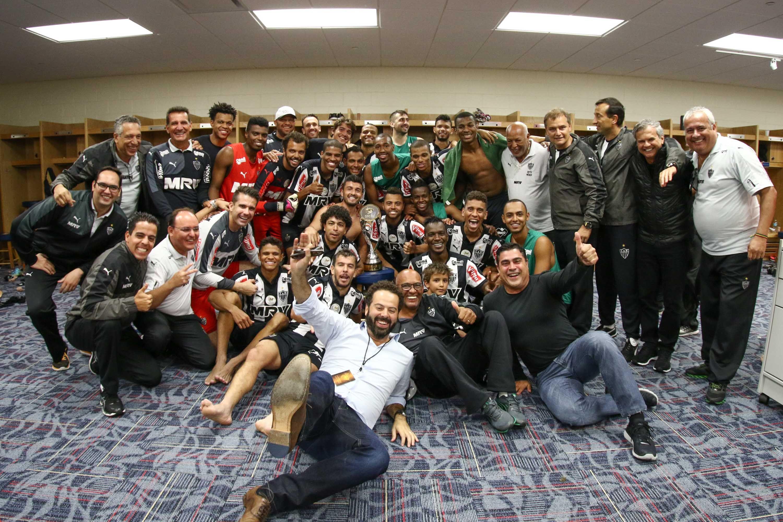 Campeão em 2016, Galo confirma presença no Torneio da Flórida 2017 #globoesporte