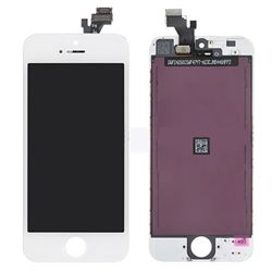 iPhone 5 LCD Digitizer Touch Screen Assembly, OEM Original – White $42.95
