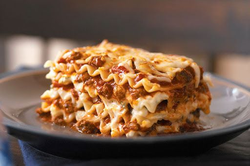 Simply Lasagna Recipe On Yummly Yummly Recipe Simply Lasagna Recipes Kraft Recipes