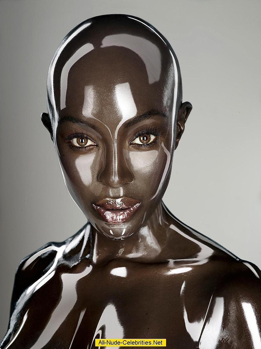 Naomi Campbell THE NAOMI Art, Naomi Campbell, Portrait