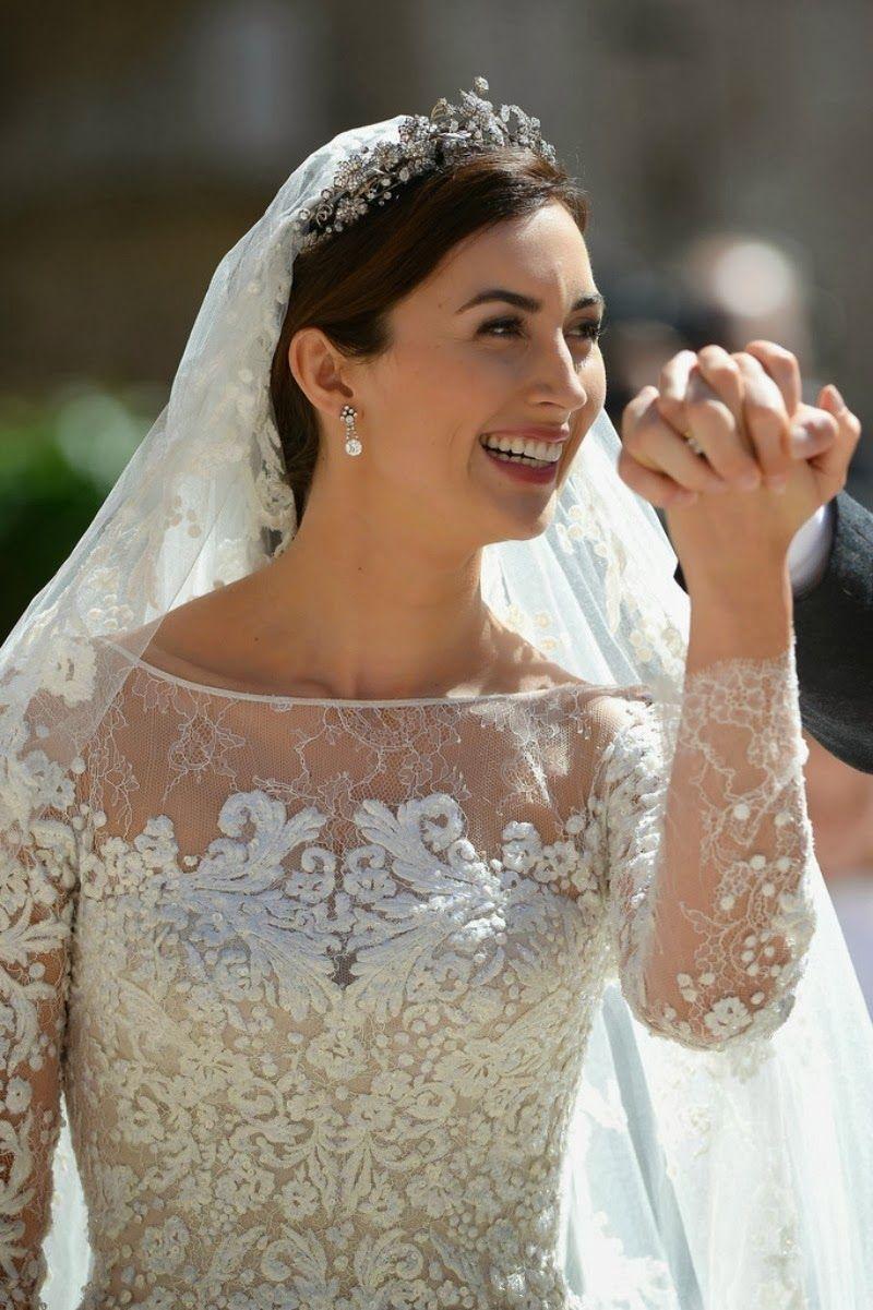 Wedding of Prince Felix and Claire Lademacher - Religious Ceremony ...