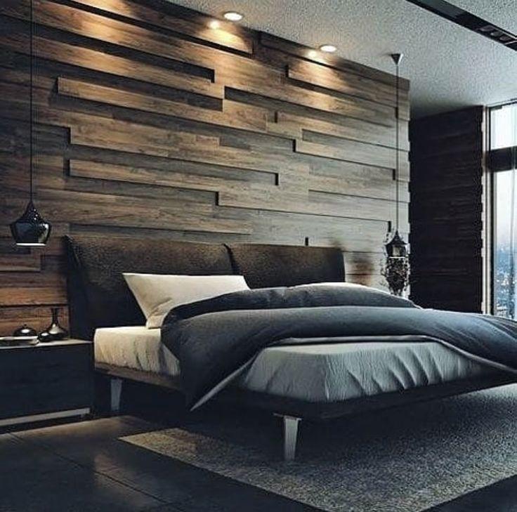 Dekoration Mannlich Architektur Haus Raum Mann Schlafzimmer