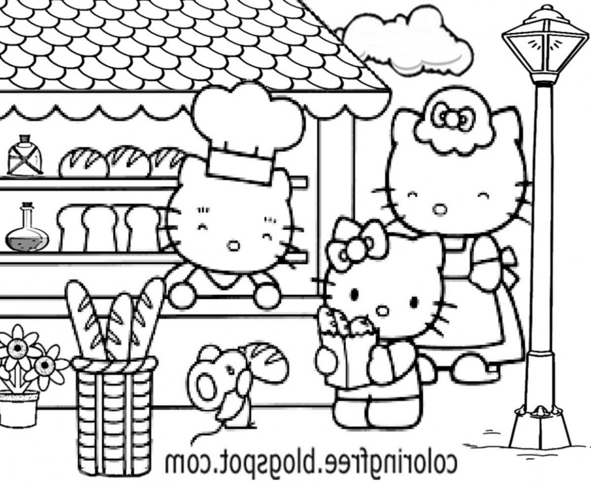 The Story Of Hello Kitty Cafe Coloring Pages Has Just Gone Viral Coloring Hello Kitty Colouring Pages Coloring Pages Mermaid Coloring Pages