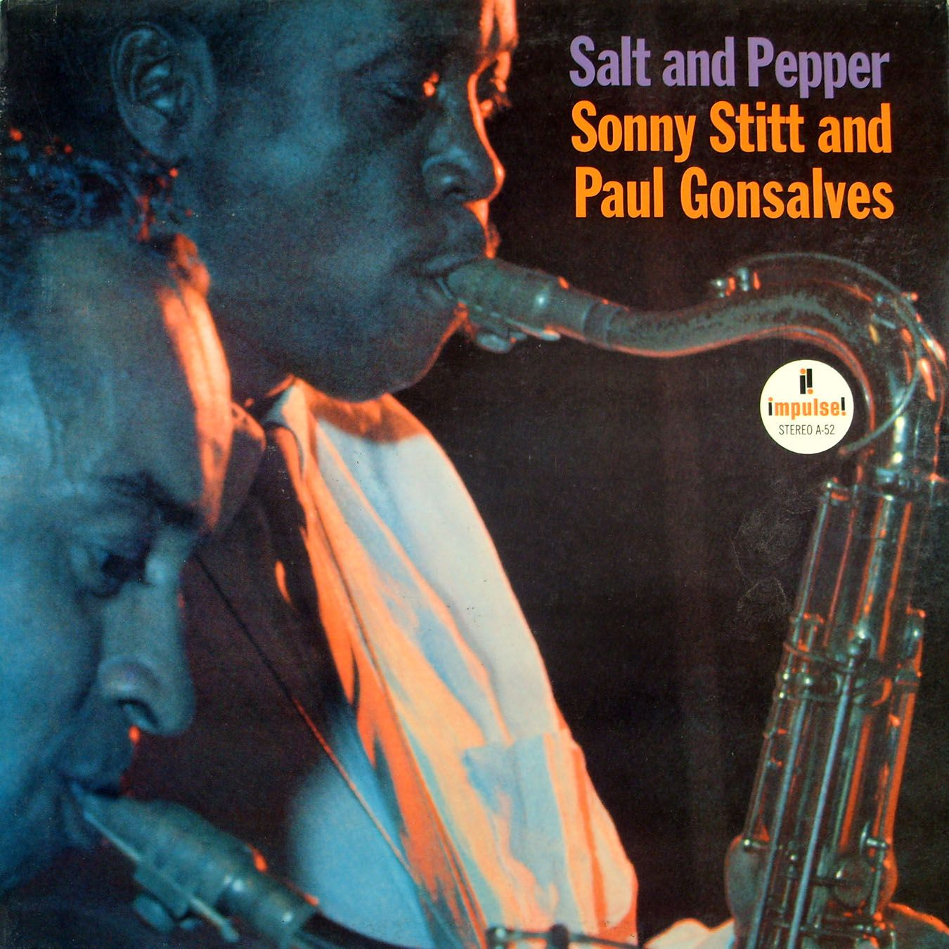 A52 Sonny Stitt And Paul Gonsalves - Salt And Pepper (1964)