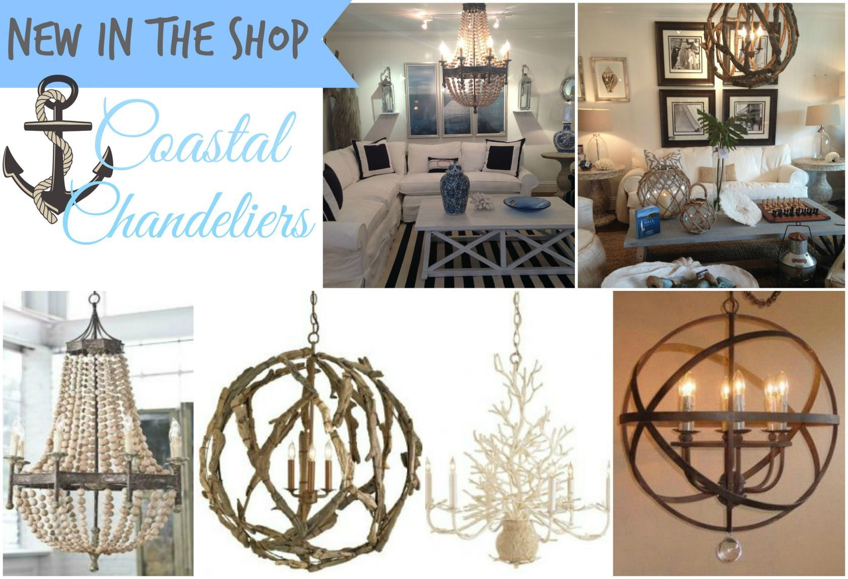 New in the shop best selling coastal chandeliers pendant lights new in the shop best selling coastal chandeliers mozeypictures Images