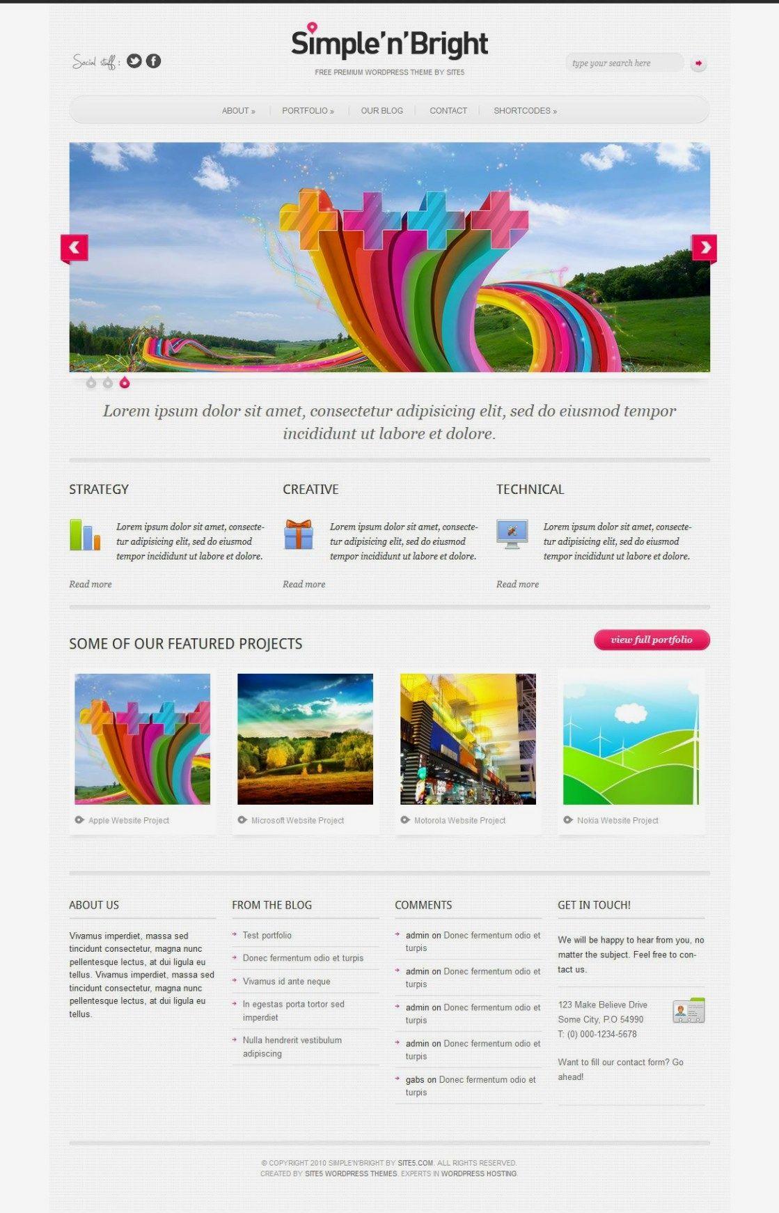 Blogging Reddit Blogging Pinterest Wordpress Theme Best Free