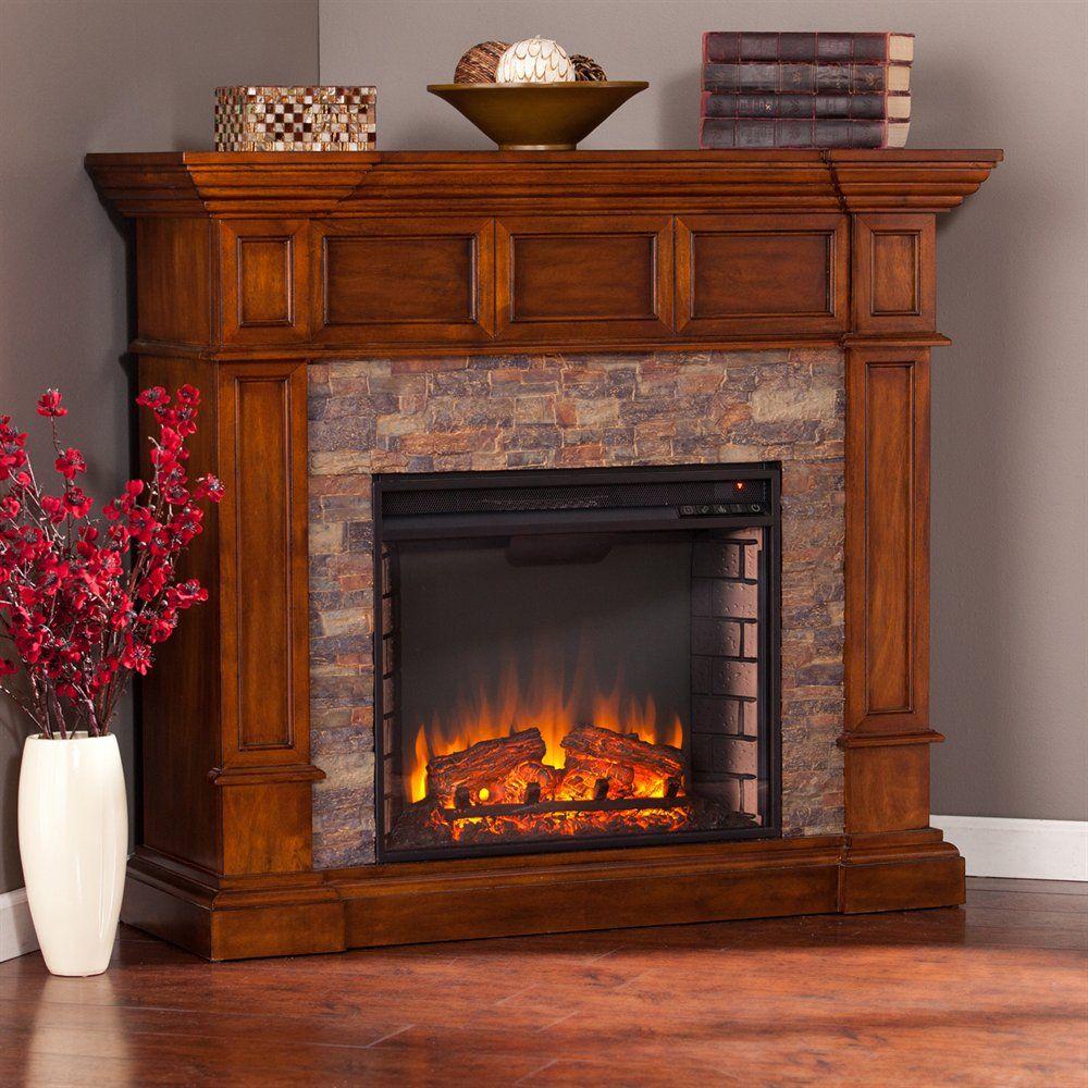 Shop Boston Loft Furnishings Ryland Electric Fireplace