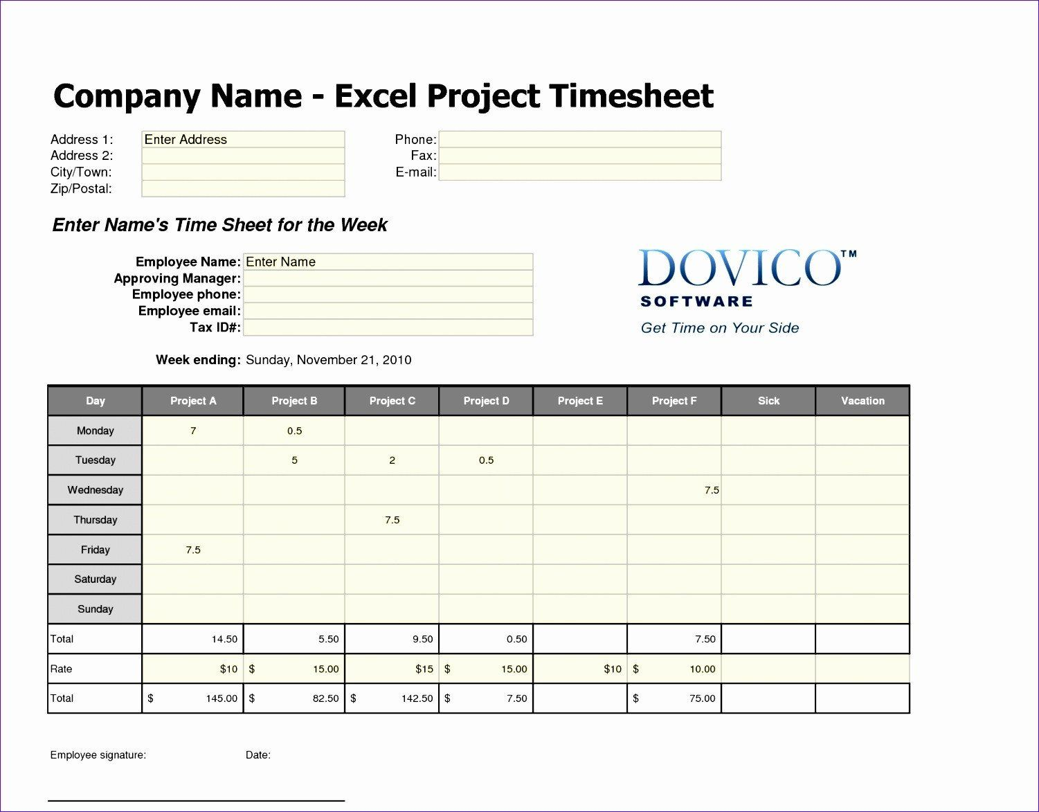 A Simple Time Sheet Template Can Provide A Budget Friendly Time Tracking Solution For Your Business Card Templates Free Spreadsheet Template Timesheet Template