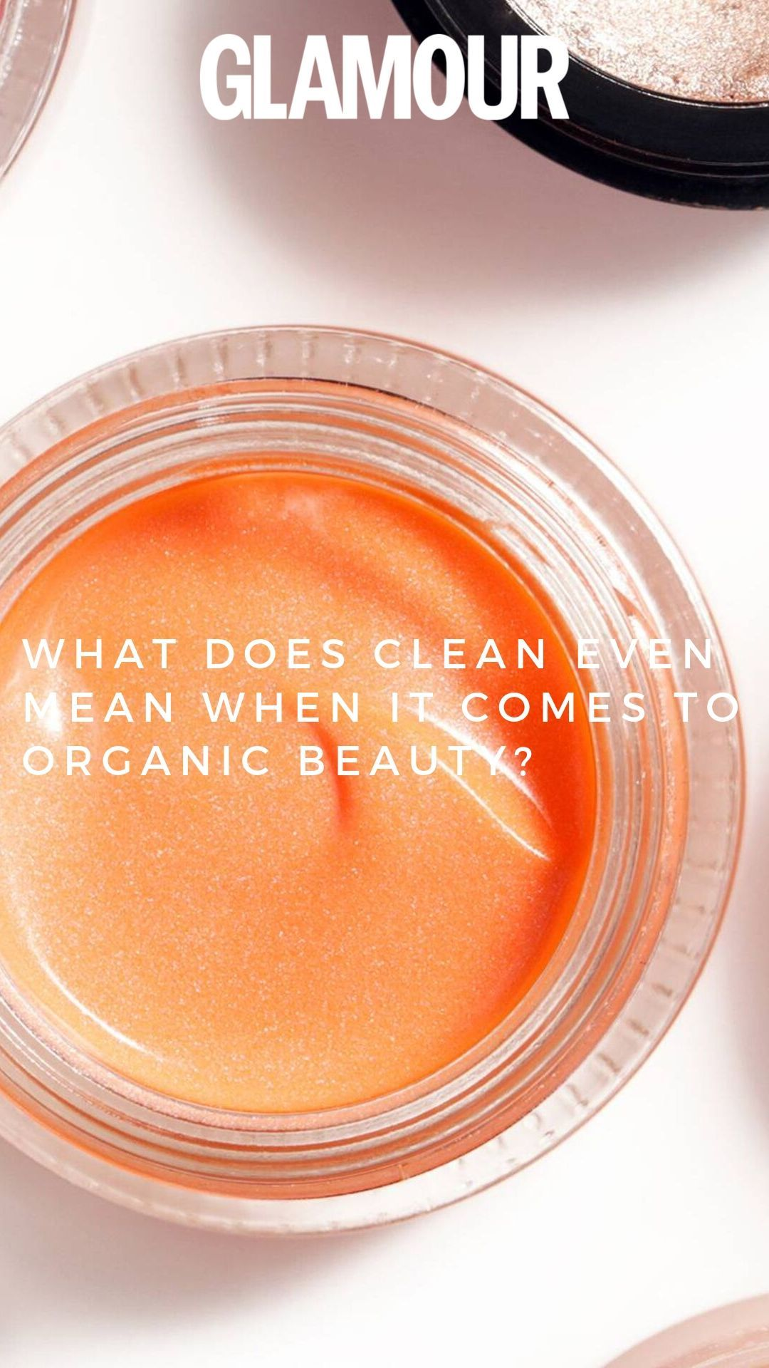 What does clean even mean when it comes to organic beauty
