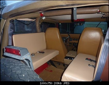 Diy Jump Seats In A Yj Yj Pinterest Jeeps Wrangler