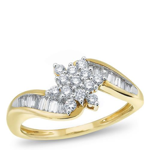 Everyday Diamond Fashion Rings Diamond Fashion