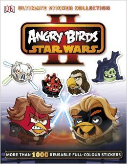 Angry Birds Star Wars 2 Stickers Two Of The Top 3 With Images