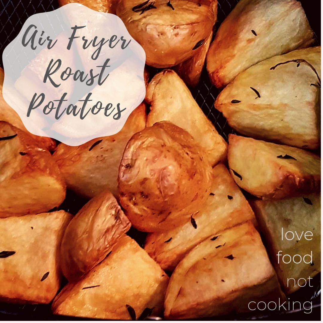 Air Fryer Roast Potatoes Recipe Potatoes, Roast
